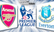 Arsenal Vs Everton Tickets