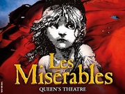 Les Miserables Musical Tickets