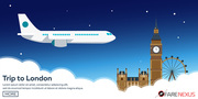 Compare and Book the lowest Airfares @Farenexus.com
