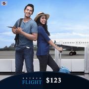 Book Return Flight Ticket Atlanta - Chicago from $123